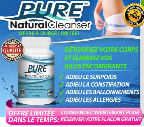 Pure Natural Cleanser - Certainement un achat à faire