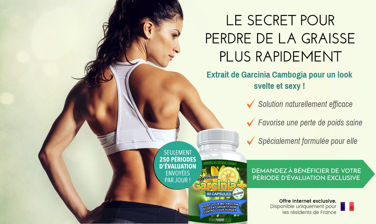 Optimum Garcinia Plus Avis