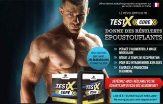 TestX Core complément alimentaire avis